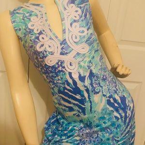 Lilly Pulitzer Harper shift dress.